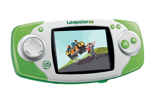 LeapsterGS