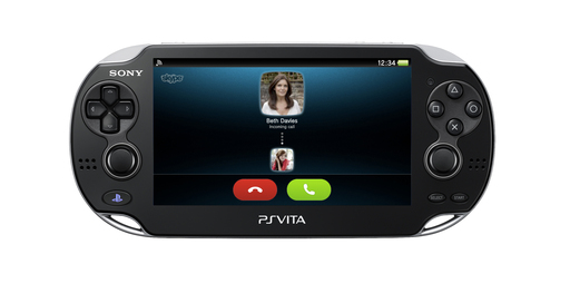 Skype video calling now available on PS Vita
