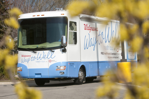 The Walgreens Way to Well Health Tour with NUL is traveling the nation delivering free health tests, assessments and consultations to urban and minority communities.