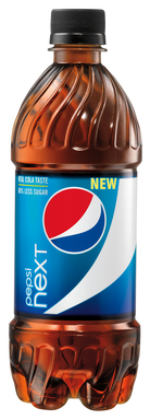 Pepsi NEXT Bottle