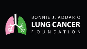 Lung Cancer Foundation logo