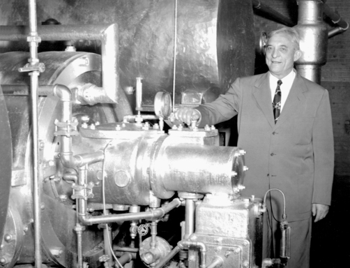 Willis Carrier, often referred to as the Father of Cool, is revered around the globe for making the world a cool place to live, work and play.