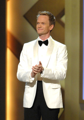 Actor Neil Patrick Harris emcees the opening celebration at The Smith Center for the Performing Arts in Las Vegas  (Getty Images)