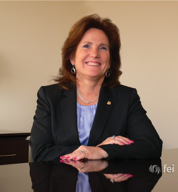 Marie N. Hollein is the president and CEO of Financial Executives International.