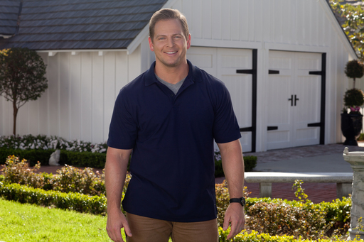 Jason Cameron, licensed contractor and TV host, stars in TruGreen's new ''Grow Curb Appeal'' webisodes, featuring simple tips for improving your home's first impression.