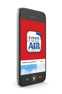 Free New Air Quality Smartphone App