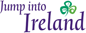 Jump Into Ireland logo
