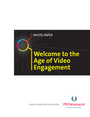 Age of Video Engagement