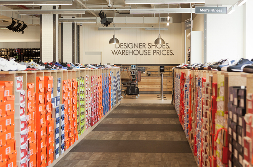 DSW boasts a breathtaking assortment of designer shoes at everyday value prices.