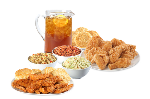 Bojangles' Family Feasts and Tailgate Specials make the perfect meal for any occasion, especially for race fans headed to the track.