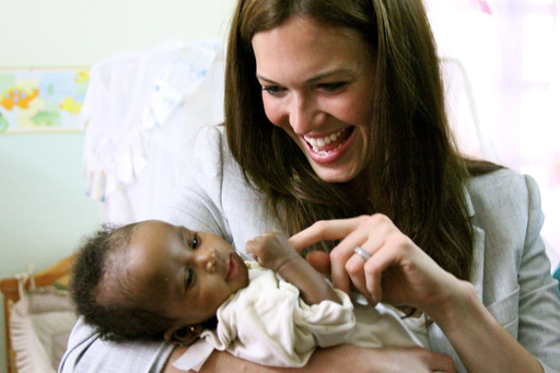 Since 2009, Mandy Moore has served as an Ambassador for PSI, a global health organization.