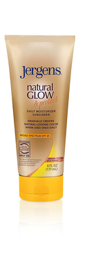 Natural Glow & Protect Daily Moisturizer with SPF 20 in Medium to Tan