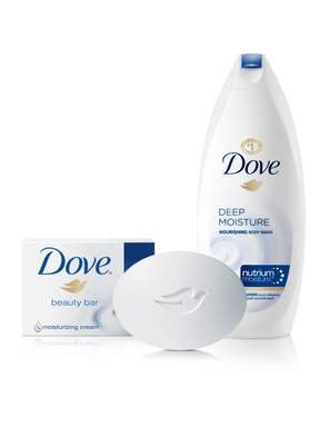 Dove® Body Wash and Beauty Bar give women beautifully soft and smooth skin that they will want to show off