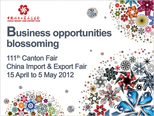 Business opportunities blossoming – 111th Canton Fair