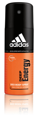 Adidas Personal Care Deodorant Body Spray