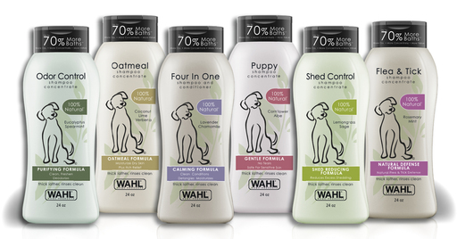 Wahl 100% Natural Pet Shampoo