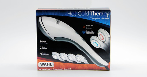 Wah Hot-Cold Therapeutic Massager
