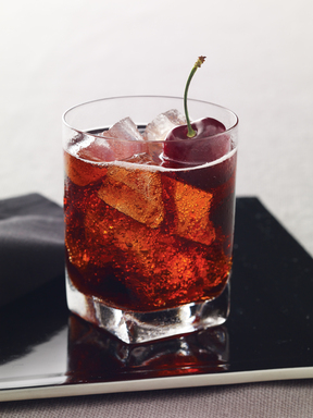 GREY GOOSE Cherry Noir Black Cherry Cola - For an intensely flavorful take on a favorite, GREY GOOSE Cherry Noir Flavored Vodka unites with cola and a splash of grenadine.
