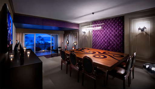 Hard Rock Hotel & Casino Punta Cana's Rock Star Suite includes a Baby Grand Piano, a pool table and Paul Stanley and Aerosmith Memorabilia!