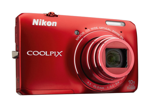 Nikon Coolpix S6300 with full 1080p HD video for $129.99 with FREE Lexar 8GB SDHC card and Lowepro camera case