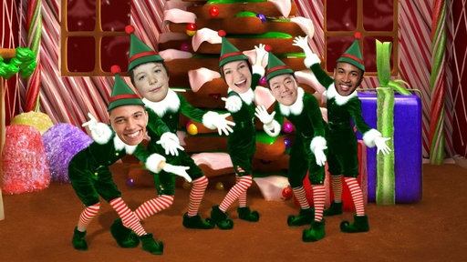 ElfYourself Holiday eGreetings – Classic Dance