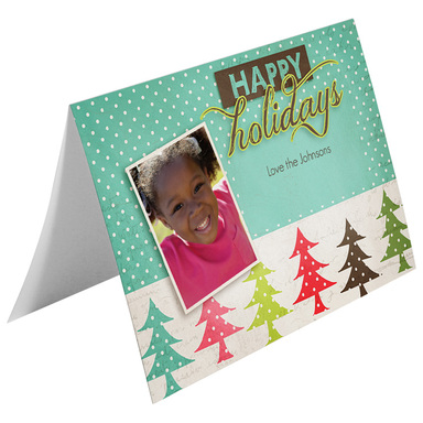 Holiday Photo Cards from OfficeMax ImPress® Print Center