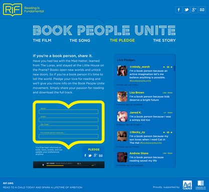 BookPeopleUnite.Org