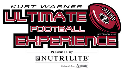 NUTRILITE Ultimate Football Experience Sweepstakes logo
