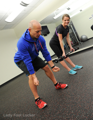 Harley Pasternak shows us the dead lift.