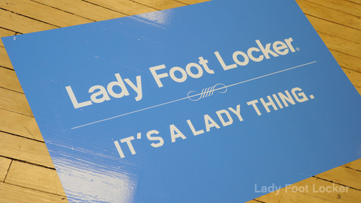 Lady Foot Locker - It's a Lady Thing