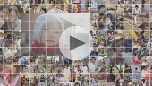 AMWAY ONE BY ONE Campaign for Children video