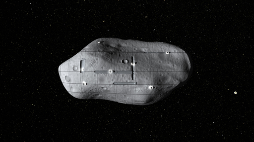 Swarms of low-cost robotic spacecraft will enable extraction of resources from Near-Earth Asteroids.