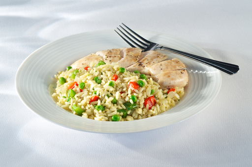 Ben's Beginners Winning Recipe: Sydney's Chicken & Rice