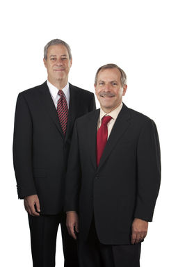 Dr. Eric Reiman, Executive Director, Banner Alzheimer's Institute and Chief Executive Officer, Banner Research and Dr. Pierre Tariot, Director, Banner Alzheimer's Institute (left to right)