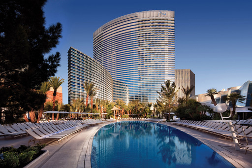 ARIA Resort & Casino with Pool