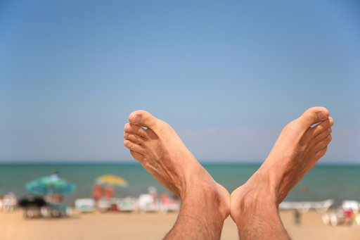 Gout can affect several joints in the body, but is most commonly felt in the big toe.