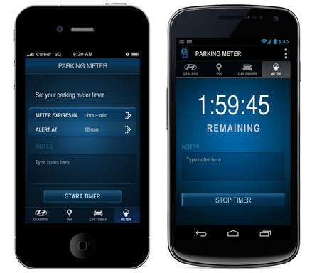HYUNDAI LAUNCHES ALL-NEW BLUE LINK® MOBILE APPLICATION