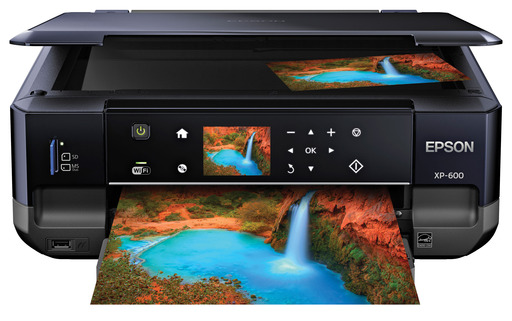 The Epson® Expression® Premium XP-600 Small-in-One™, equipped with EPSON Connect™, delivers superior performance and brilliant print quality - perfect for preserving sweet Valentine's Day memories.