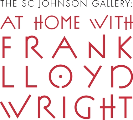 The SC Johnson Gallery: At Home with Frank Lloyd Wright logo