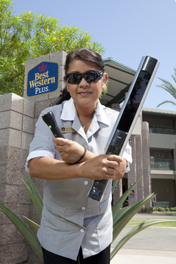 Best Western rolls out new Customer Care Initiative. Photo credit: Best Western Plus Sundial, Scottsdale Arizona.