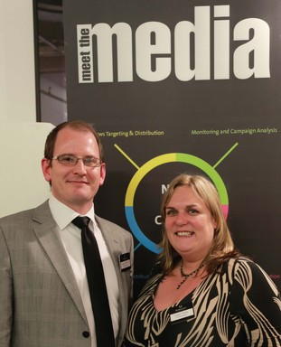 Andy Bowman and Imogen Powell, PR Newswire