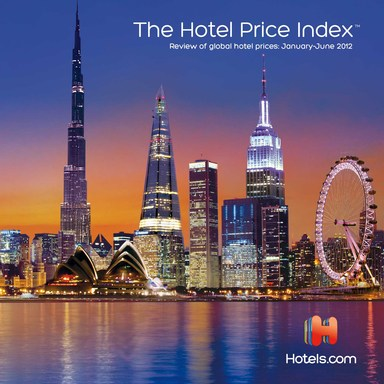 Hotel Price Index front cover