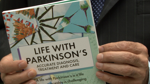 The Life with Parkinson's Part 3 booklet