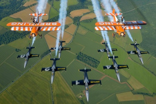 The Breitling Dragon Tour 2012