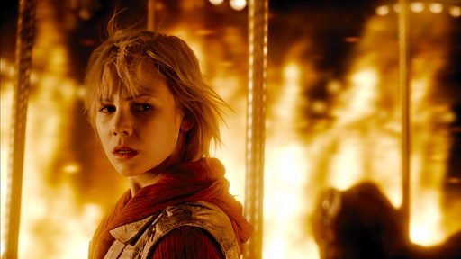 Heather (Adelaide Clemens) in SILENT HILL