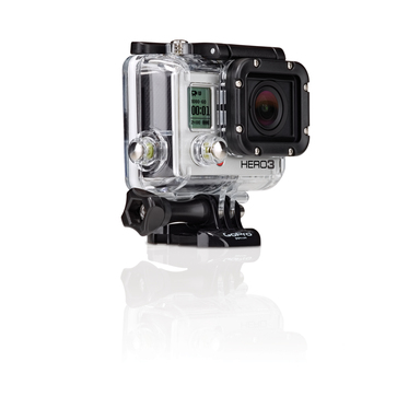 HD HERO3 Camera in housing