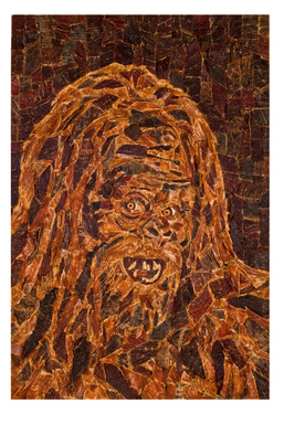 Jack Link's Jerky celebrates first-ever National Jerky Day by partnering with mosaic artist Jason Mecier to create unique artwork made entirely of Jack Link's Jerky