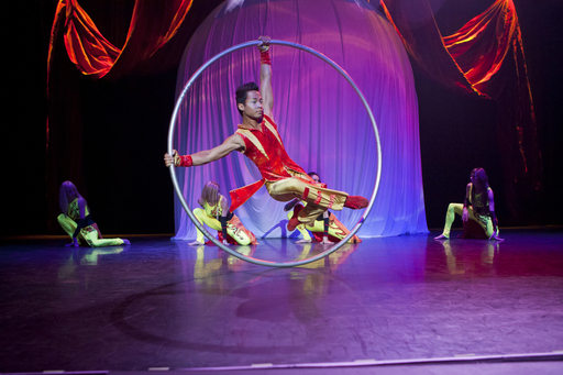 Fata Morgana Cyr Wheel (photo credit Josh Dahl)