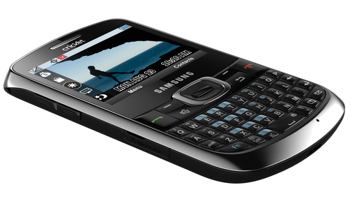 Cricket introduces a new feature phone, the Samsung Comment 2. MSRP of $89.99, no contract, all-inclusive rate plan.