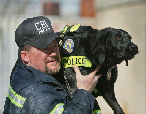 Colorado Bureau of Investigations Agent Jerry Means and his canine partner Sadie investigate suspected arson fires in the state of Colorado.
